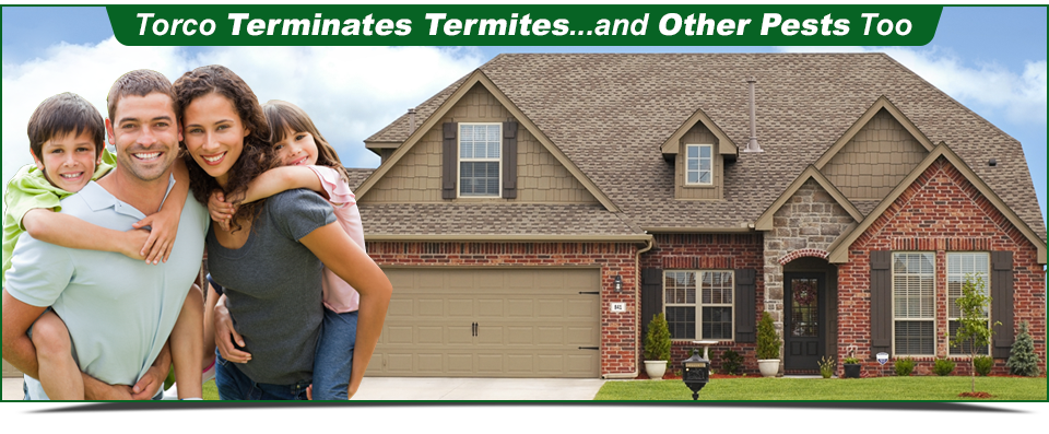 Torco Terminates Termites...and Other Pests Too