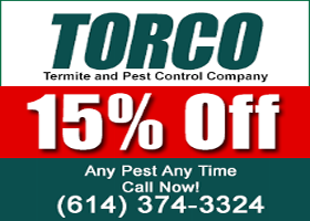 Torco –15% Off Any Pest, Any Time